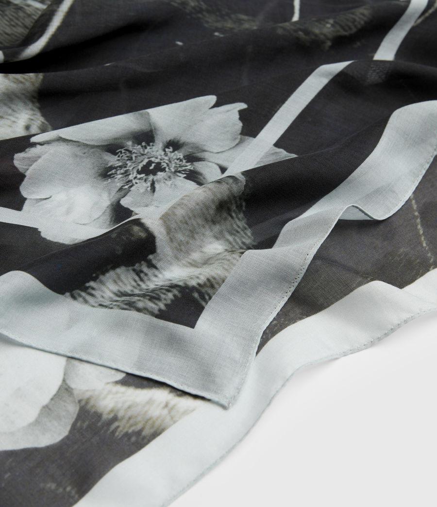 Women's Hope Large Scarf (black) - Image 4