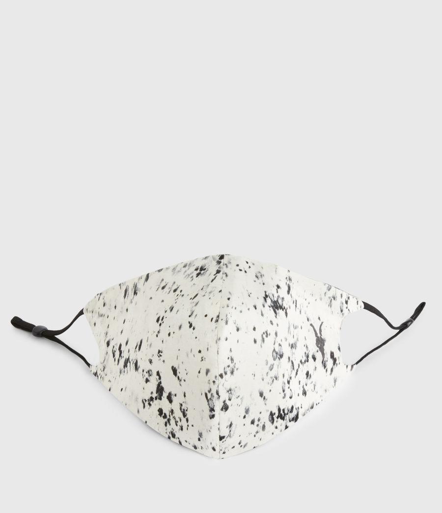 Damen Yermo Gesichtsmaske (ecru_white) - Image 1