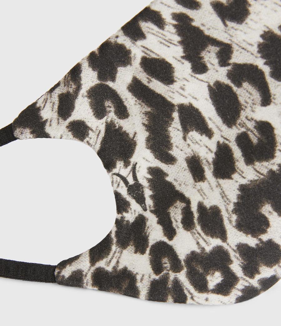 Women's Leppo Silk Blend Face Mask (grey) - Image 2