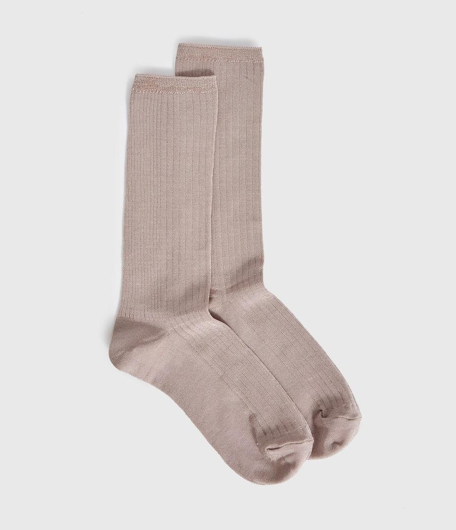 Damen Delta Socken (white) - Image 1