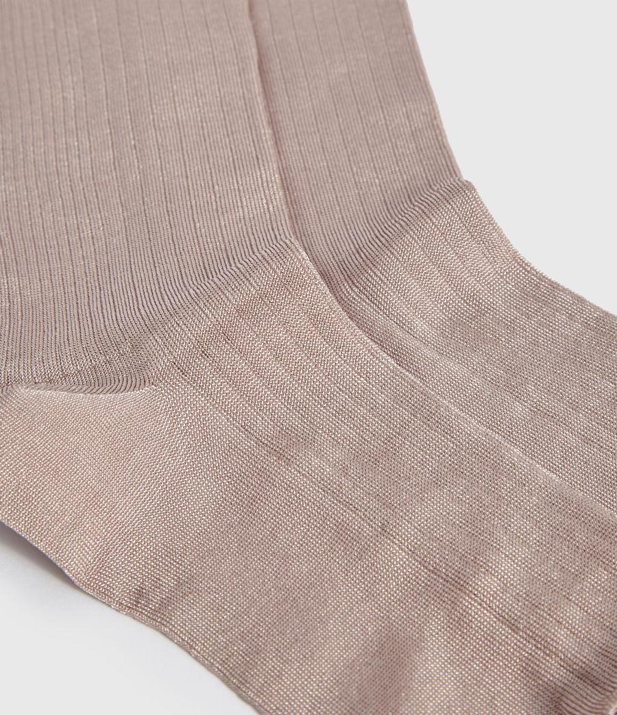 Damen Delta Socken (white) - Image 2