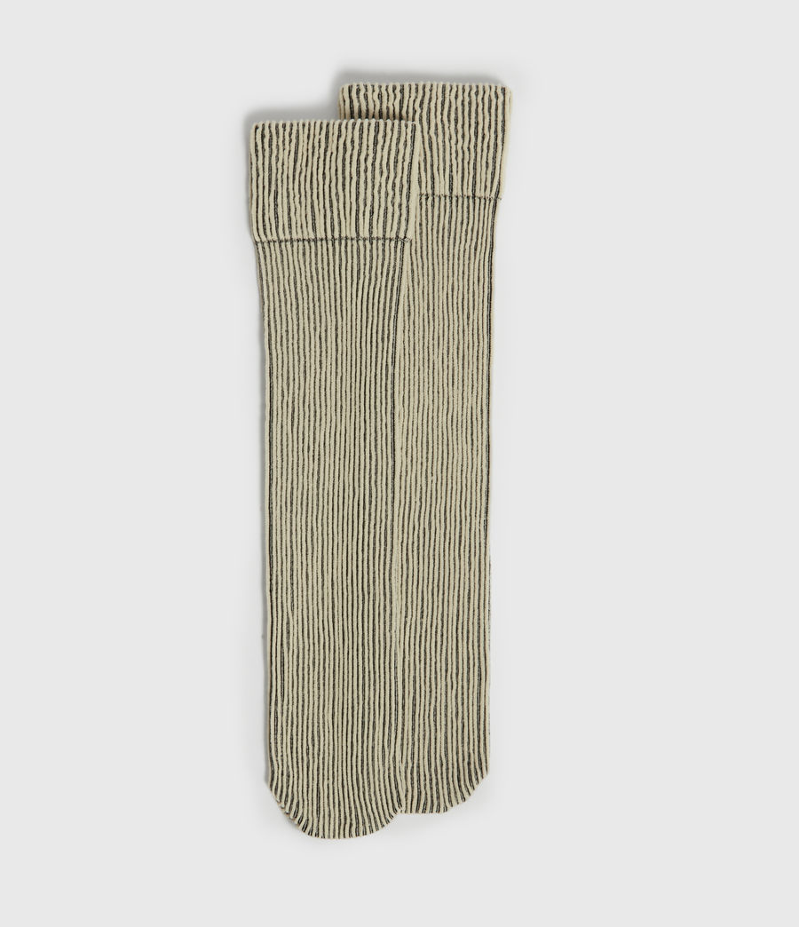 Mujer Fyke Anklet Socks (ivory_white) - Image 1