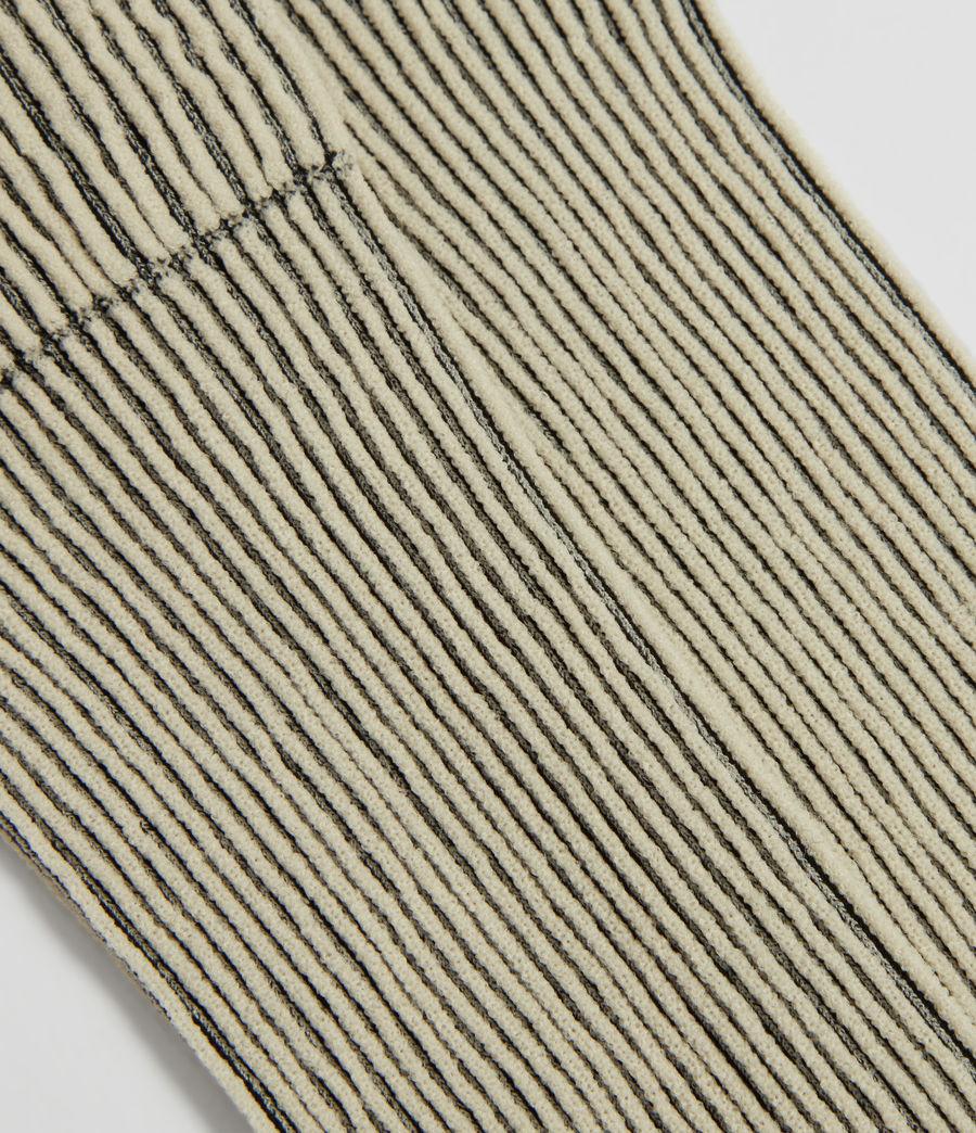 Mujer Fyke Anklet Socks (ivory_white) - Image 2