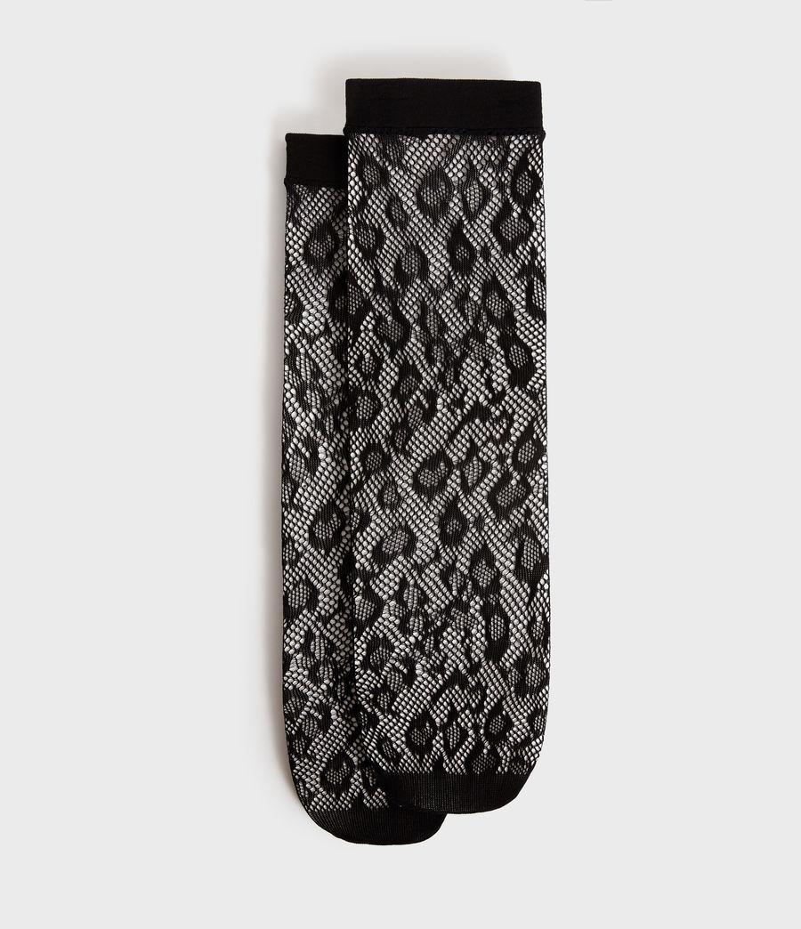 Mujer Calcetines Kimba (black) - Image 1