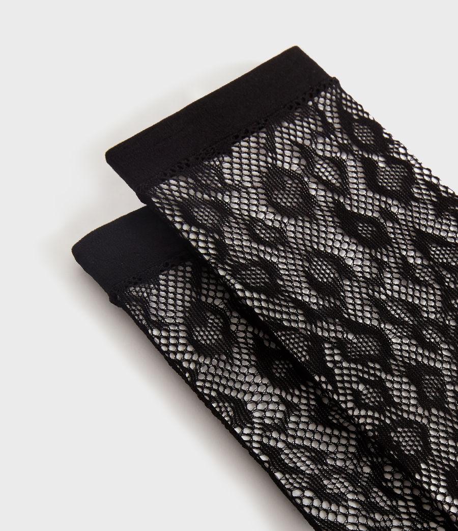 Mujer Calcetines Kimba (black) - Image 3