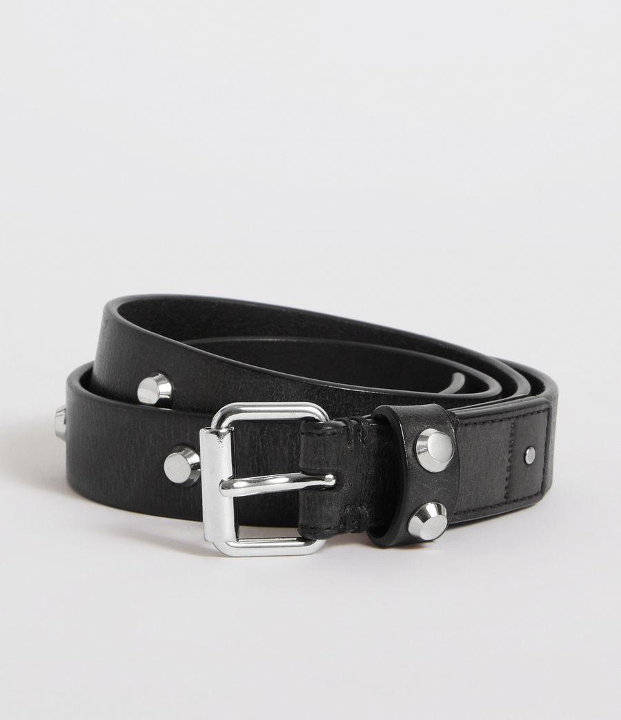 Womens Nadia Belt (black) - Image 1