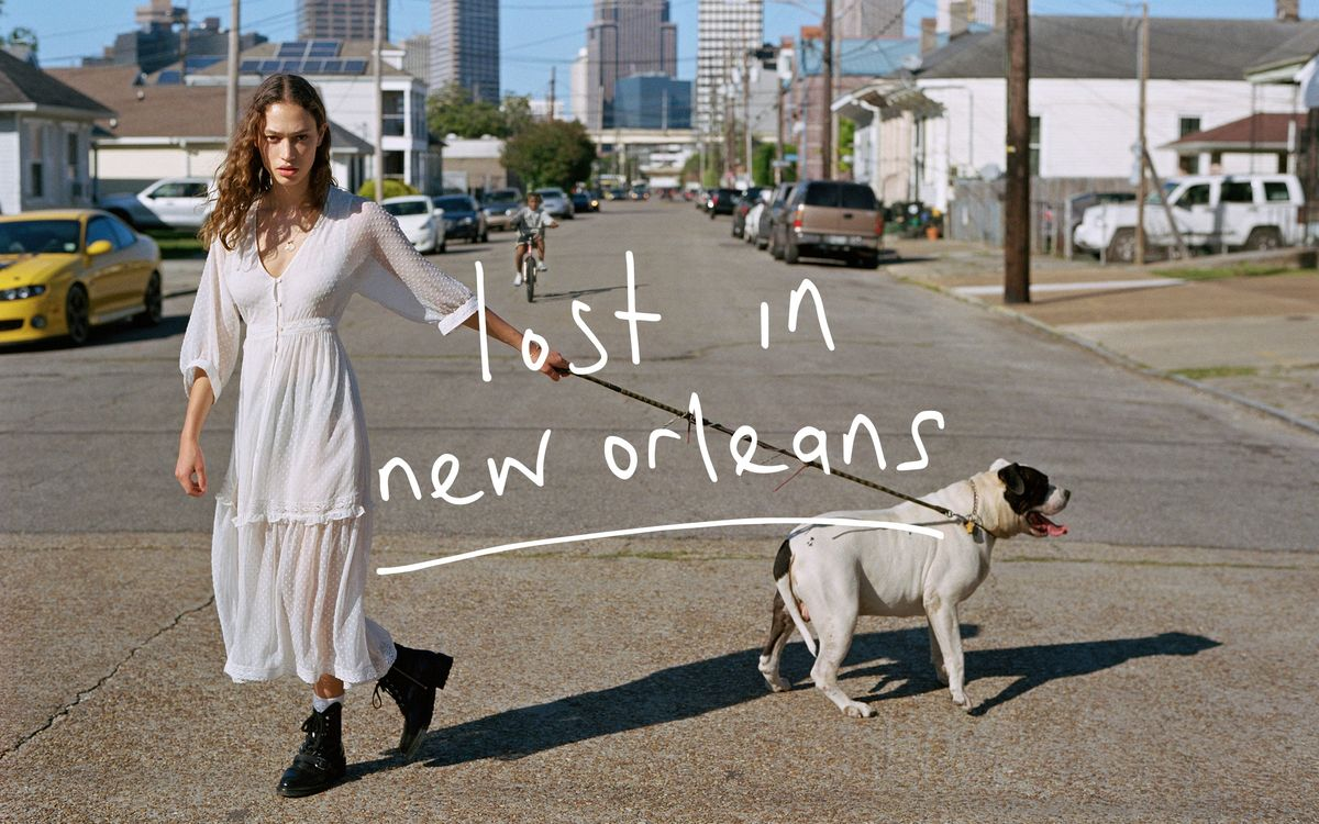 Lost in New Orleans 'Collezione Estate 2018' - Video Thumbnail