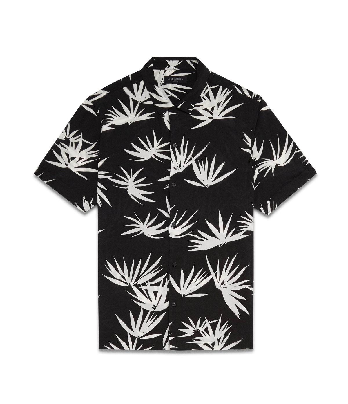 Men's Buthan Hawaiian Shirt