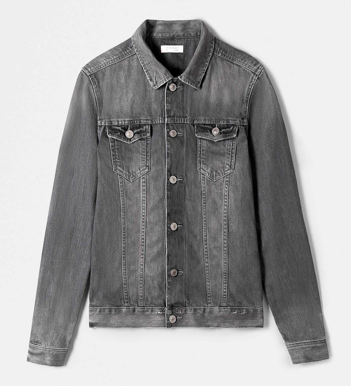 AllSaints - GARFORD DENIM JACKET