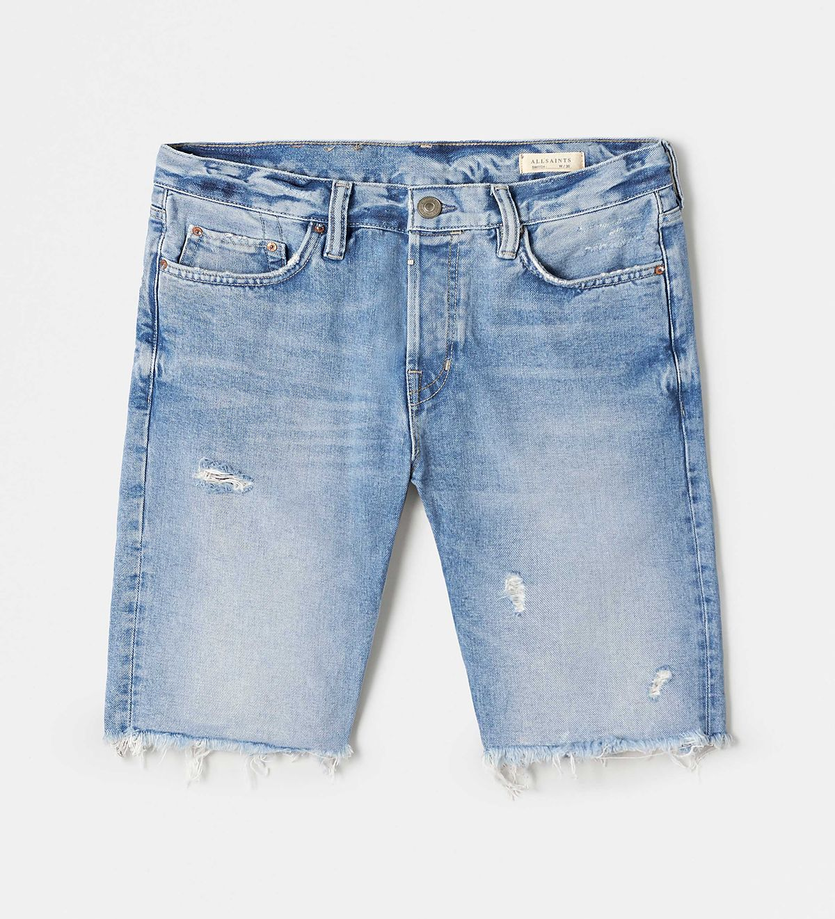 AllSaints - FRET SWITCH SHORT