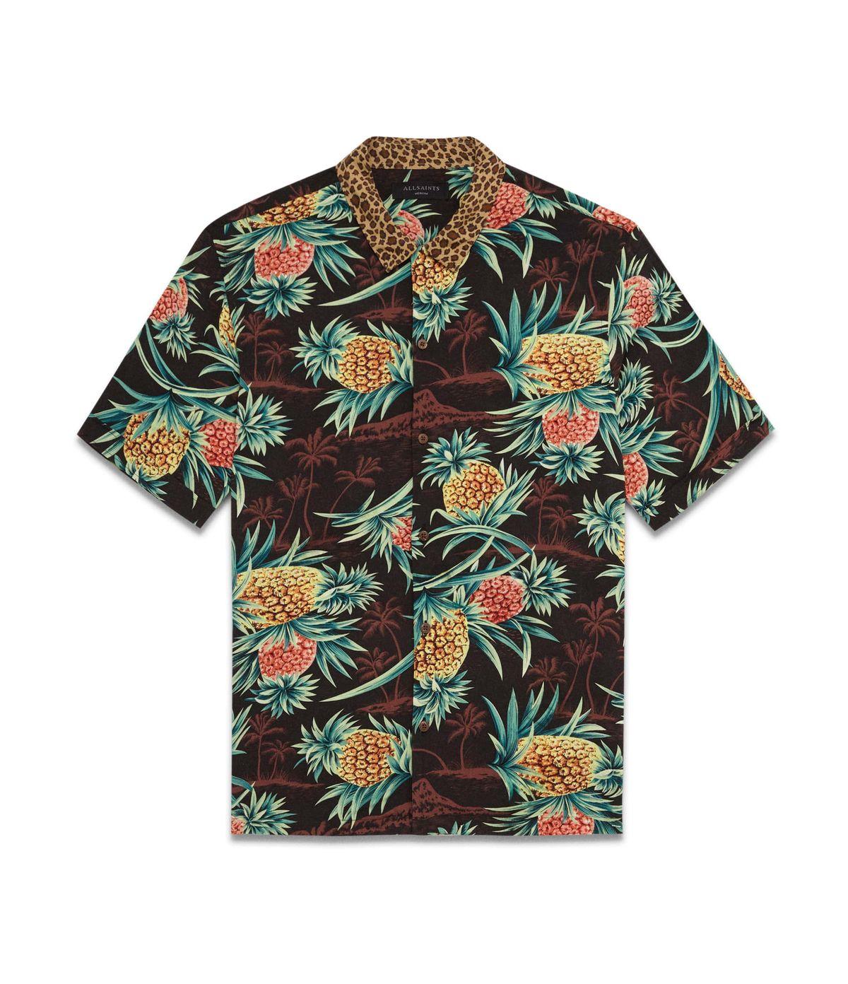 Chemise Hawaïenne Devoir - Homme