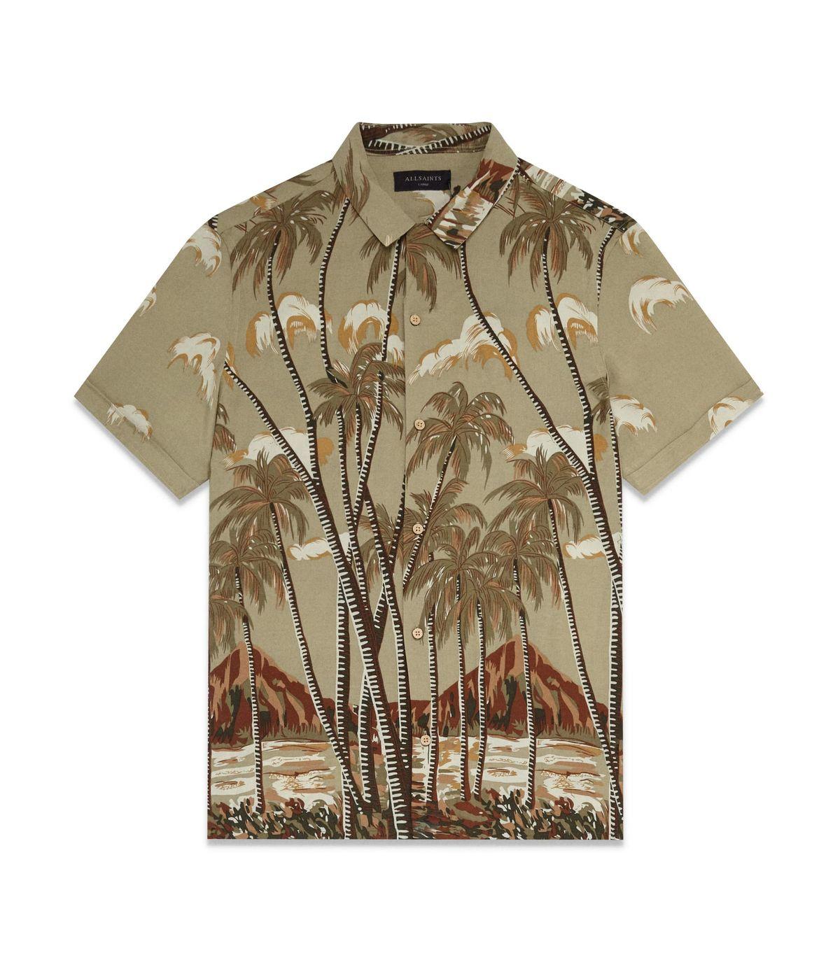 Men's Nalu Hawaiian Shirt