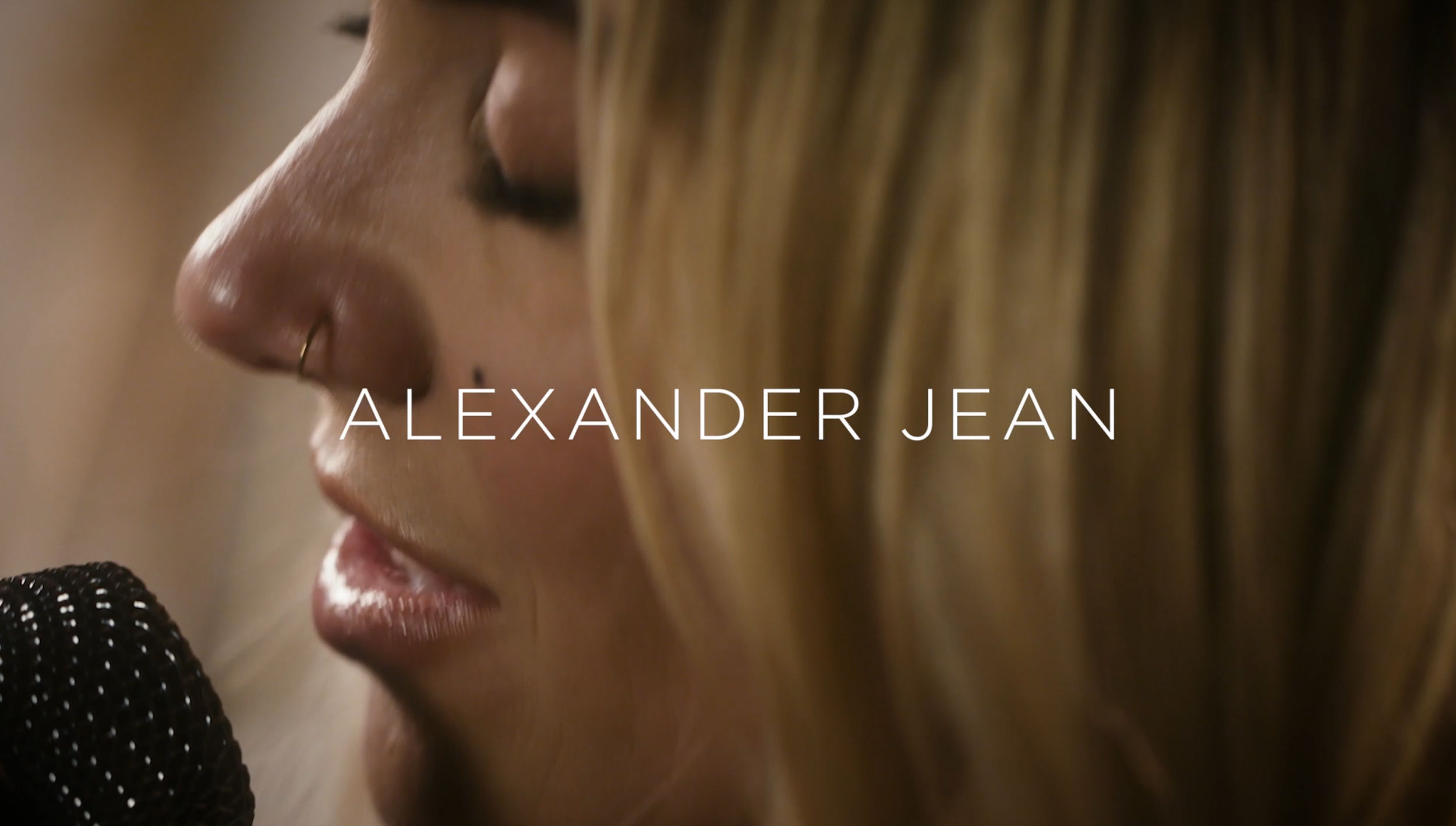 Video of Alexander Jean performing their song 'Highs & Lows' for our new LA Sessions.