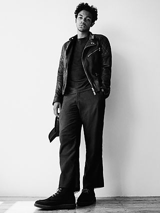 AllSaints US Men's Leather Jackets