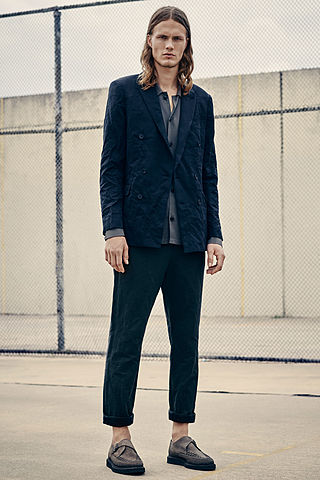 LOOKBOOK UOMO // PRIMAVERA 2016