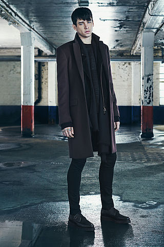 Men's Lookbook // New York Fashion Week Autumn/Winter 2014