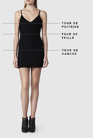 Women's clothing size guide