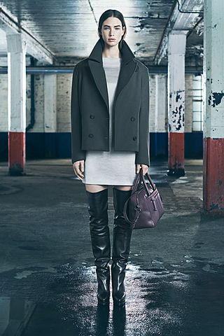 Lookbook donna // NY fashion week autunno / inverno 2014
