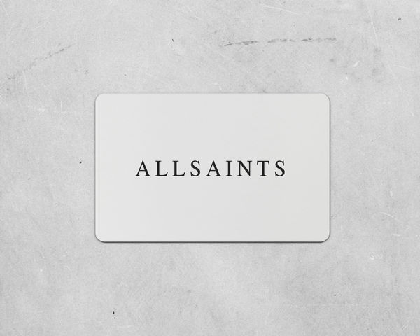 Allsaints Uk Gift Cards And Vouchers Shop Now