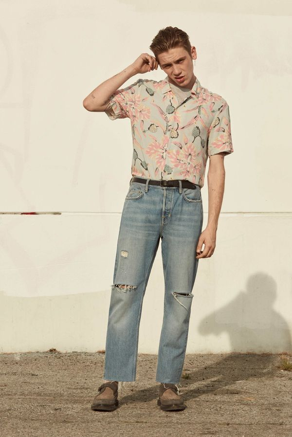 Men's lookbook image