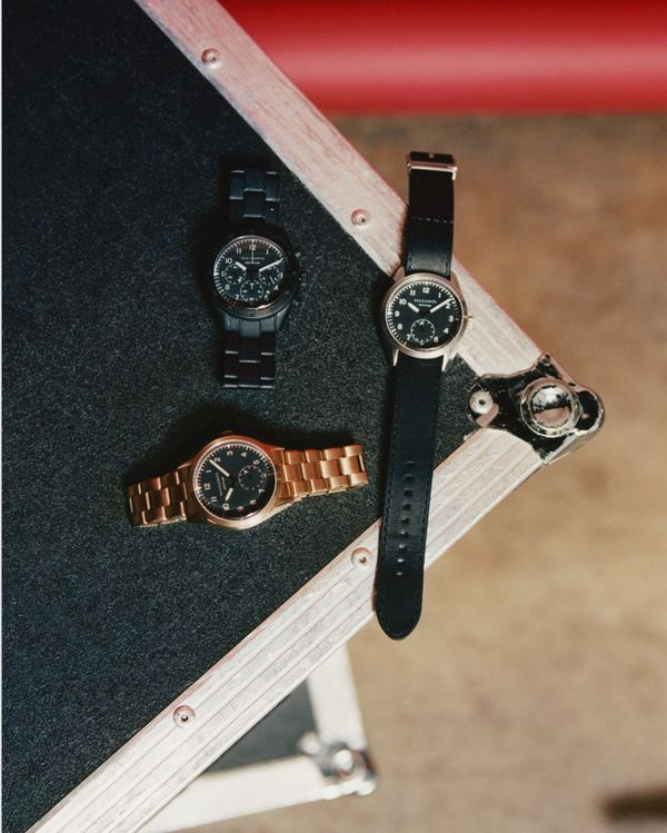 Image of three of our watches.