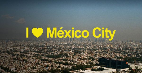 I Love Mexico City