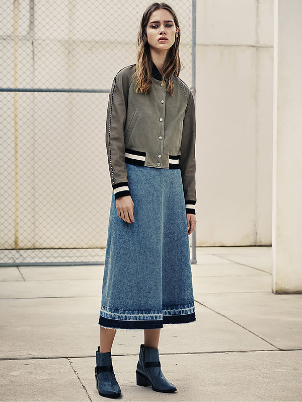 AllSaint FR women's lookbook