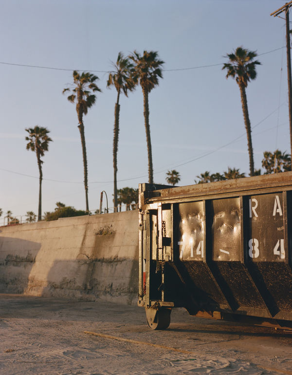 The Huntington Beach Collection shot in collaboration with Ed Templeton.