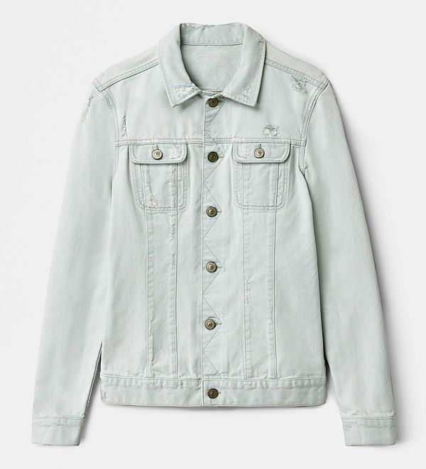 AllSaints - TRUST DENIM JACKET