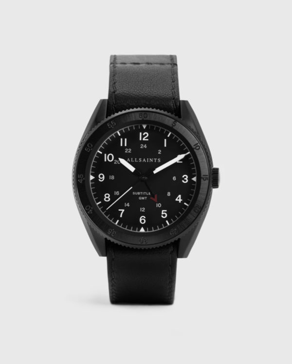 Product shot of the Subtitled III watch.