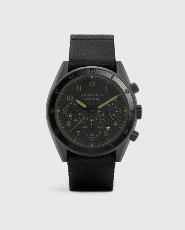 Product shot of the Subtitled II watch.