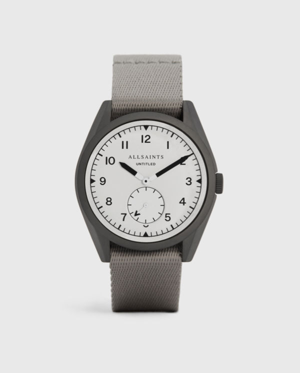 Product shot of the Untitled II watch.