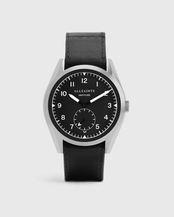Product shot of the Untitled III watch.