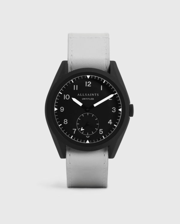 Product shot of the Untitled IV watch.