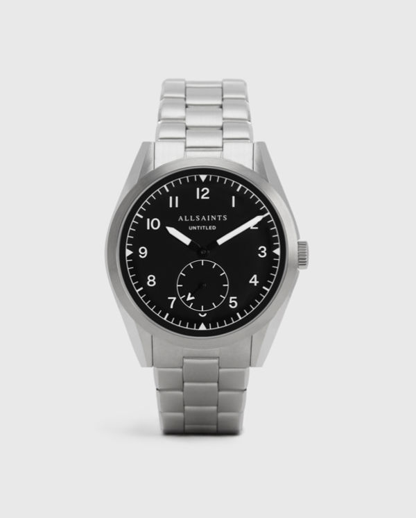 Product shot of the Untitled V watch.
