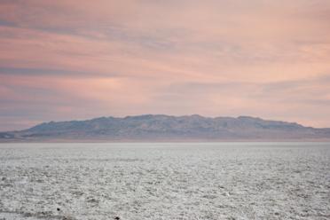 Desert landscape.
