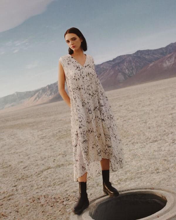 Shop The Karian Yermo Dress.