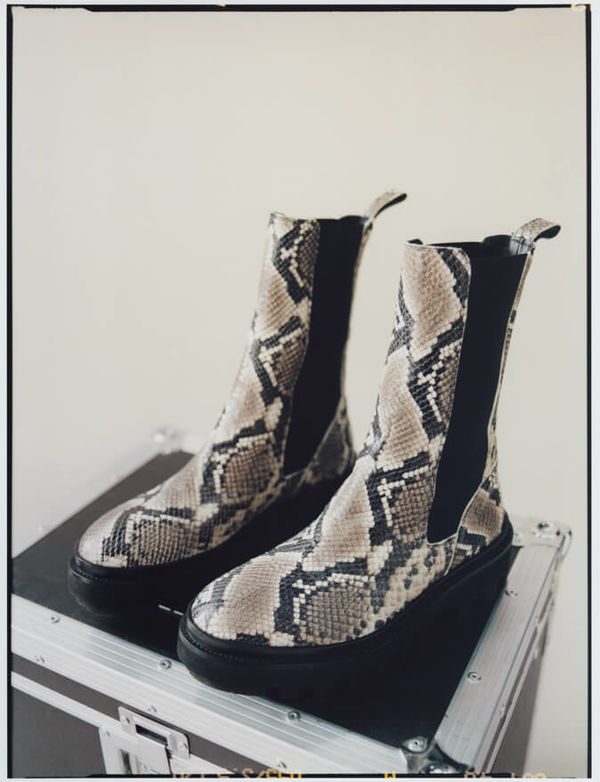 Shop the Billie Snake Boots.