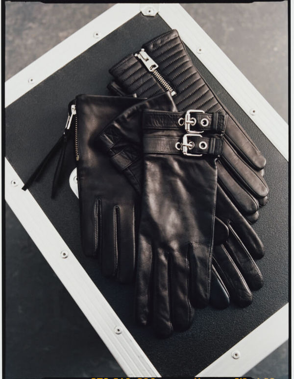 Shop our women's leather gloves