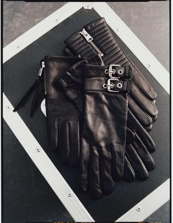 Shop unsere Damen Leder Handschuhe