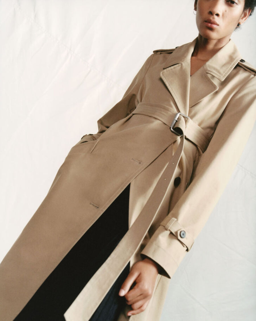 Shop the Chiara Trench Coat.
