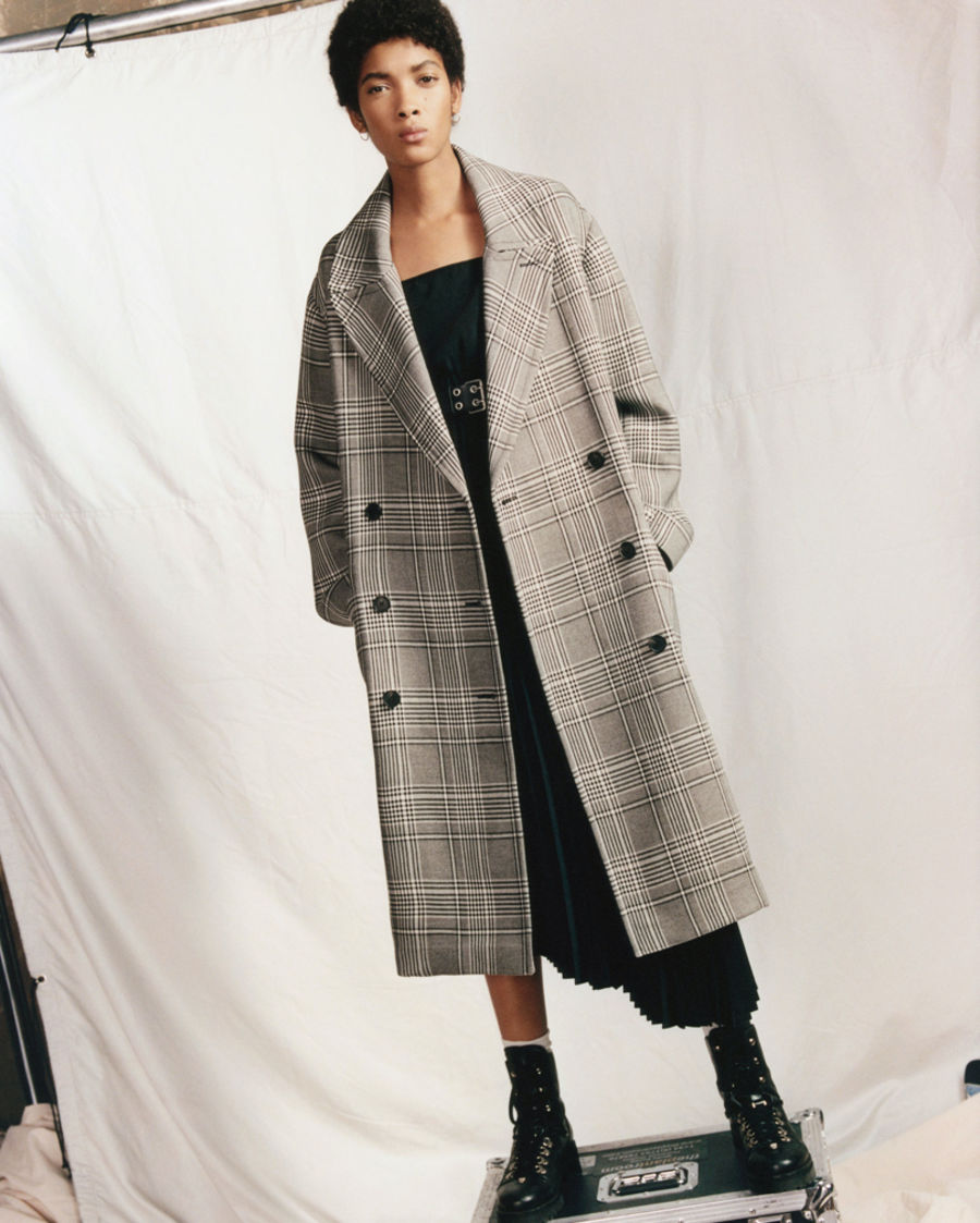 Shop women's coats.