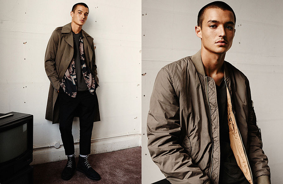 AllSaints - Mens Online Exclusives