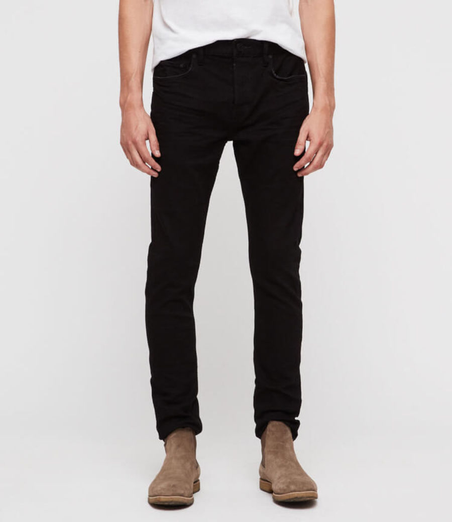 Product shot of the Cigarette Skinny Jeans.