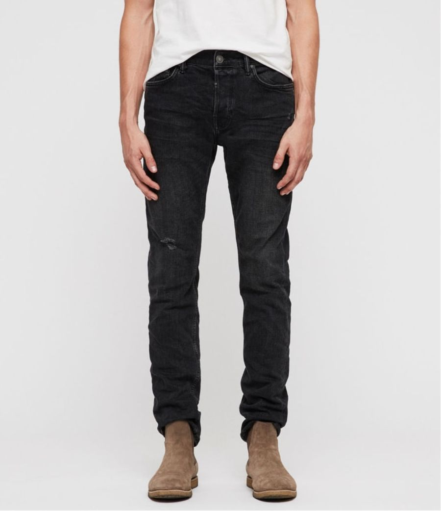 Product shot of the Rex Straight Skinny Jeans.