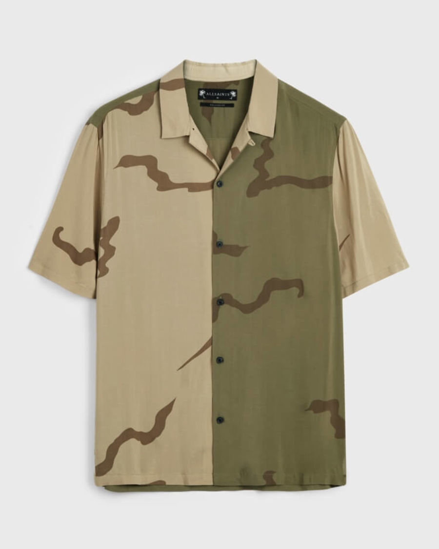 Shop the Invasion Short Sleeve Shirt