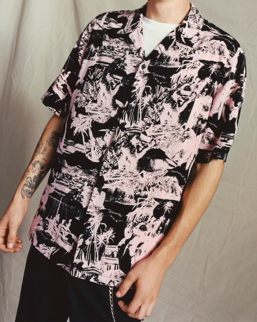 Shop the Men's Awa Shirt