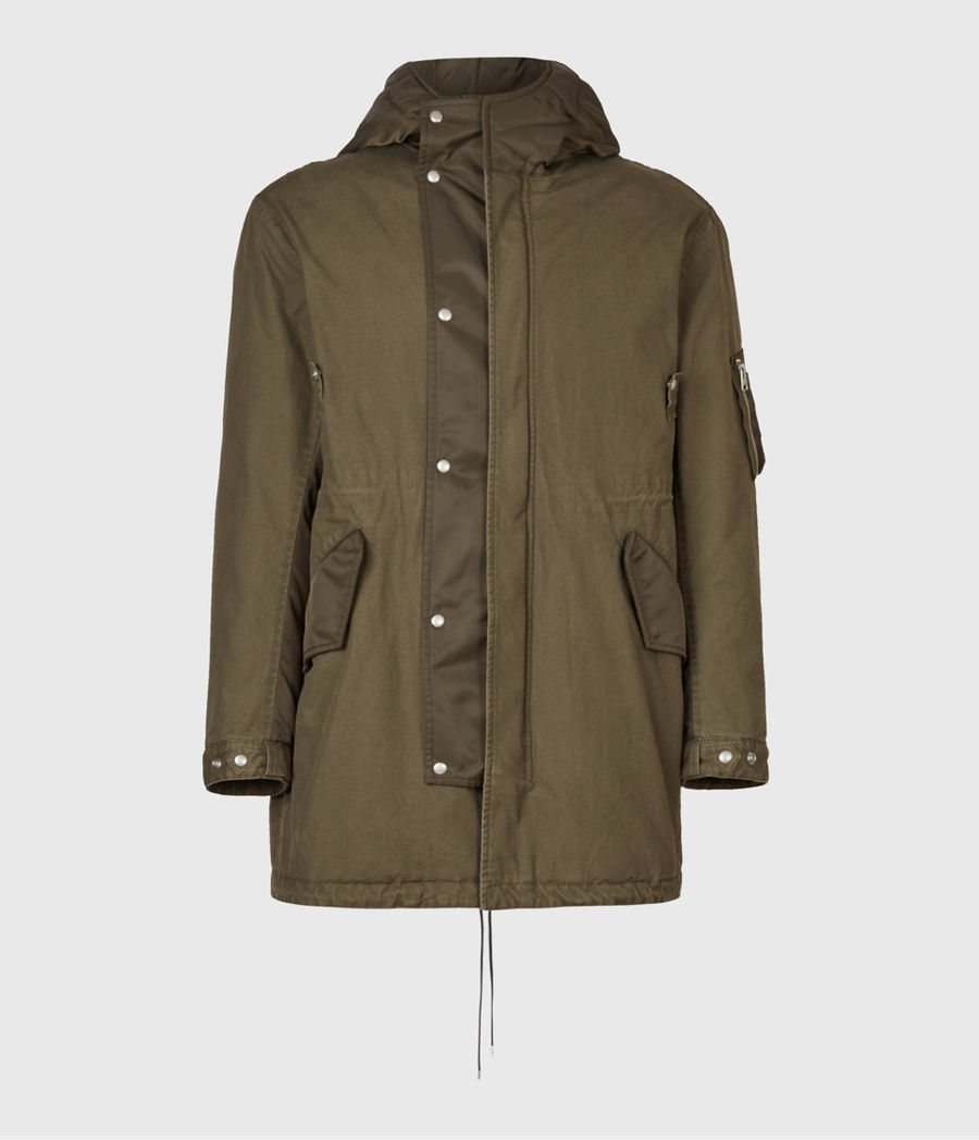 Shop the Flax Parka.