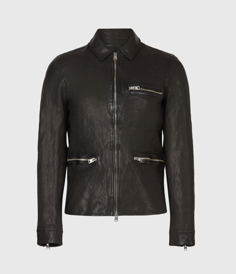 Shop the Calix Leather Jacket.