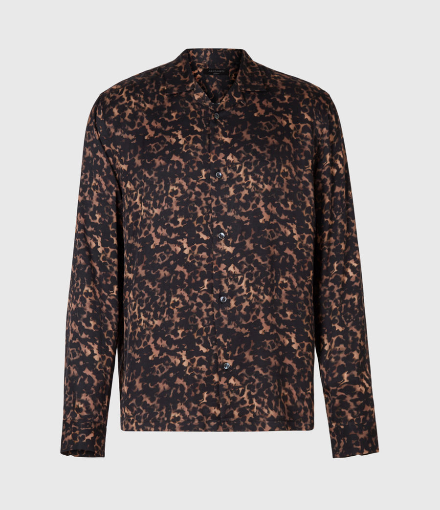 Shop the Tortoiseshell Shirt.